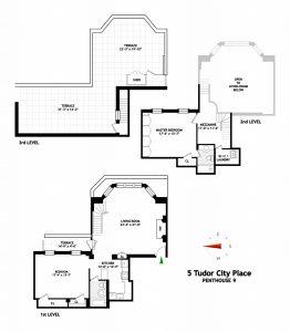 5 tudor city place, spider man, penthouse, murray hill