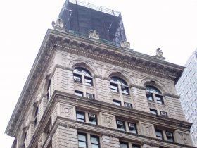 new york life insurance building, 346 broadway, clocktower building, 108 leonard