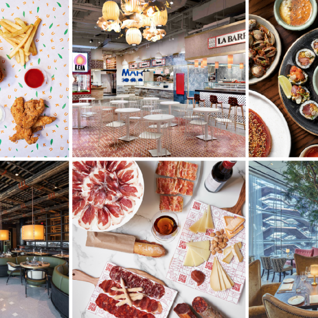 Dining guide: Where to eat and drink at Hudson Yards
