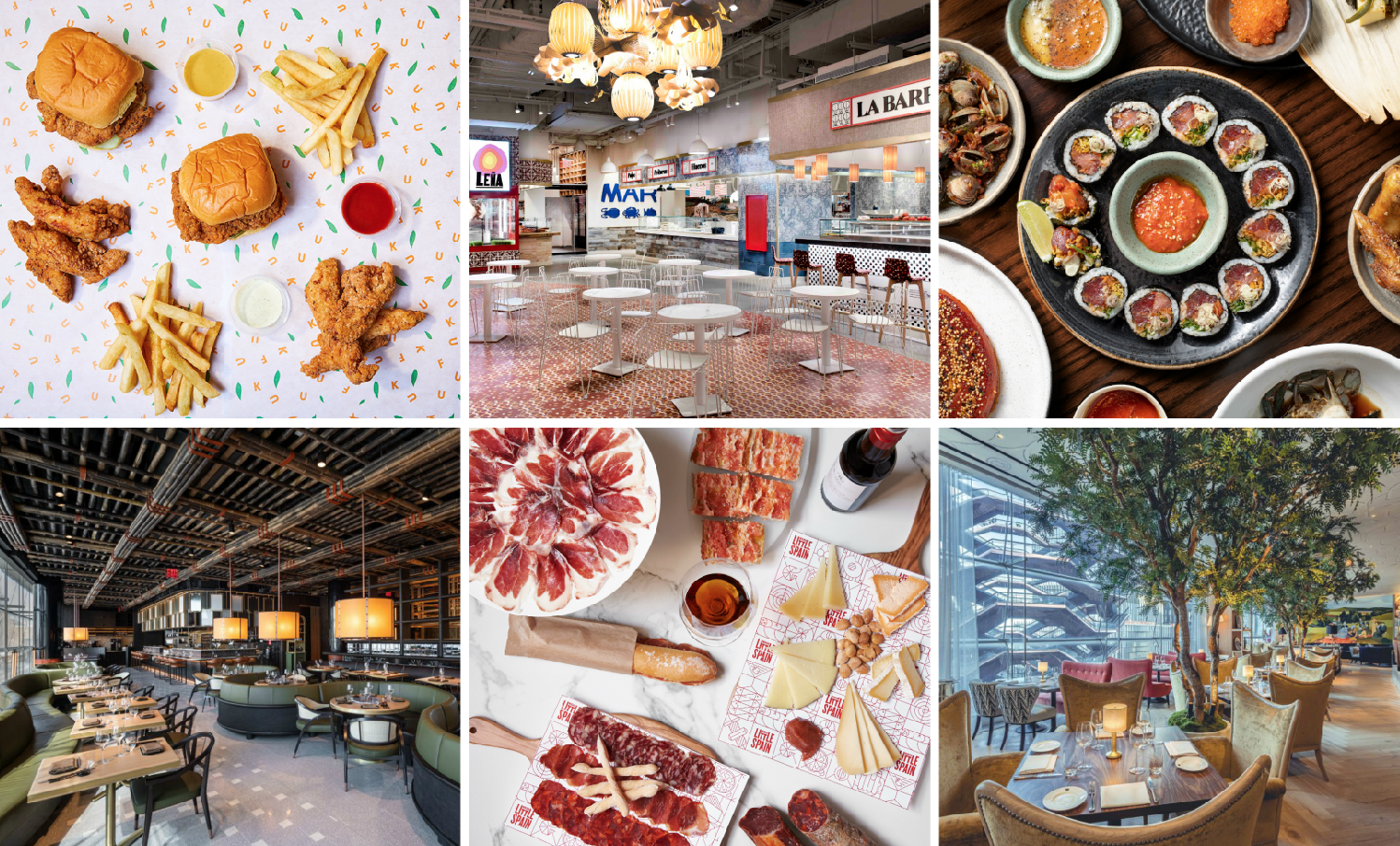 Dining Guide Where To Eat And Drink At Hudson Yards 6sqft