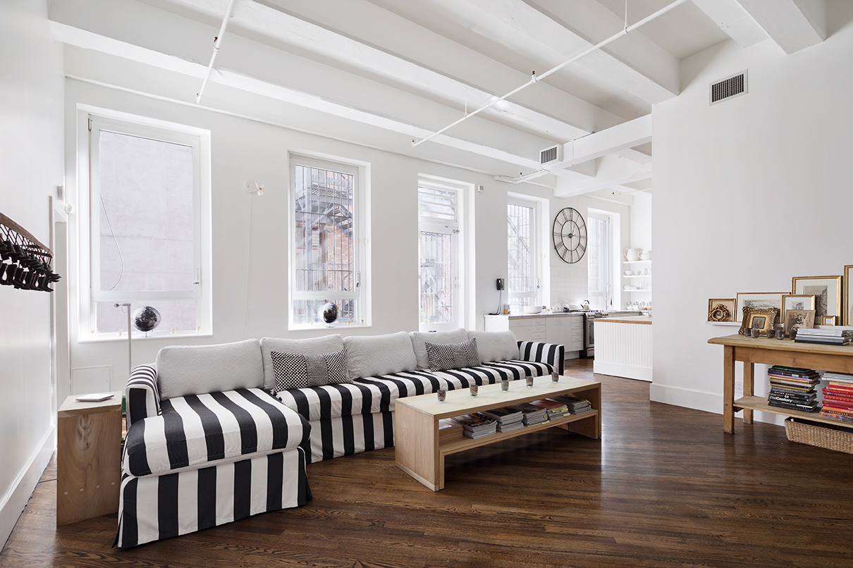148 Greene Street, cool listings, co-ops, Soho