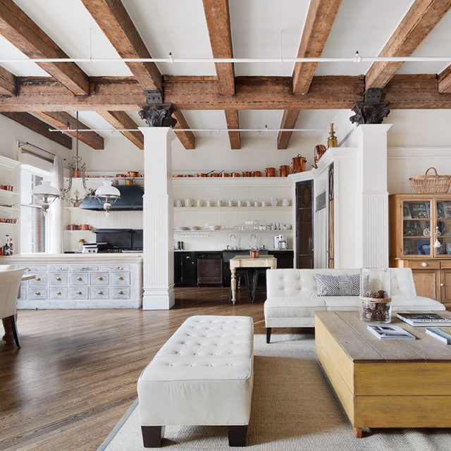 $8M Soho loft includes two units, no tax or co-op fees and a share of commercial rent