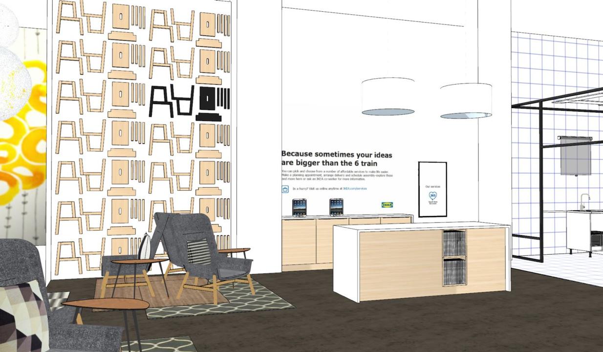 IKEA, Planning Studio, Upper East Side