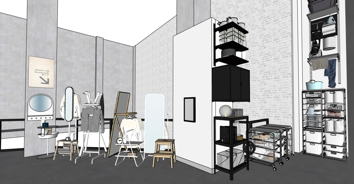 IKEA, Planning Studio, Upper East Side