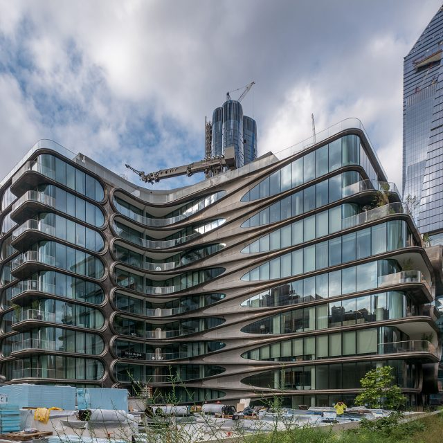 Sales at Zaha Hadid's High Line condo lag despite high hopes and hype