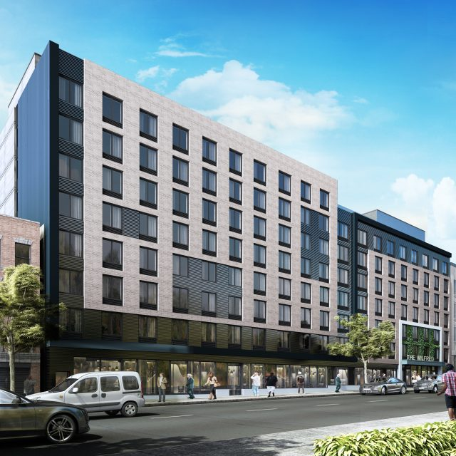 Lottery opens for 149 units at amenity-packed new construction in the Bronx, from $462 a month