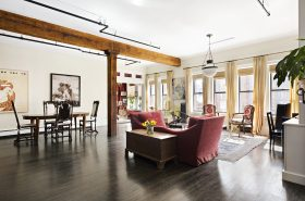 165 Duane Street, tribeca, lofts, cool listings,