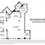 165 Duane Street, tribeca, lofts, cool listings,