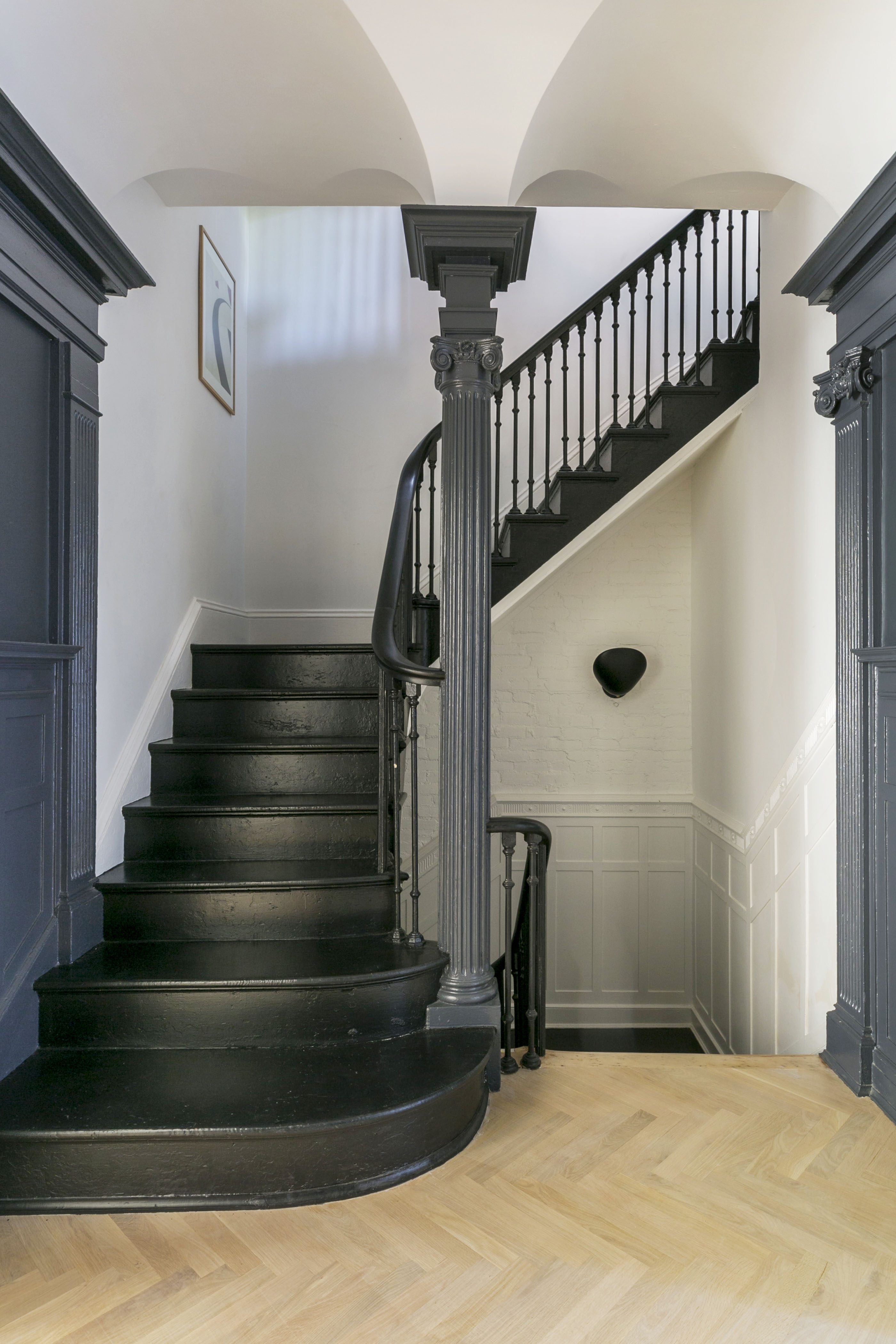 renovation diary, mysqft, clinton hill, renovation, interiors, design, urban pioneering, alex scott porter, brooklyn brownstone, townhouse, renovation