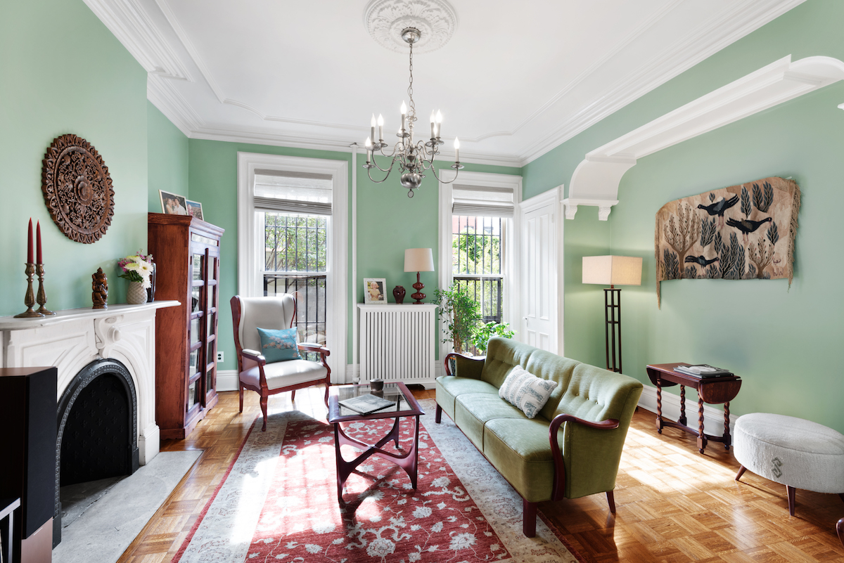 3 2m Boerum Hill Townhouse Has Location And Space Covered