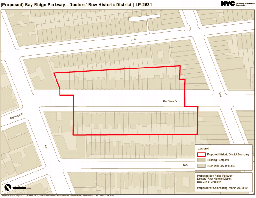LPC, Bay ridge, historic districts,landmarks, Landmarks Preservation Commission