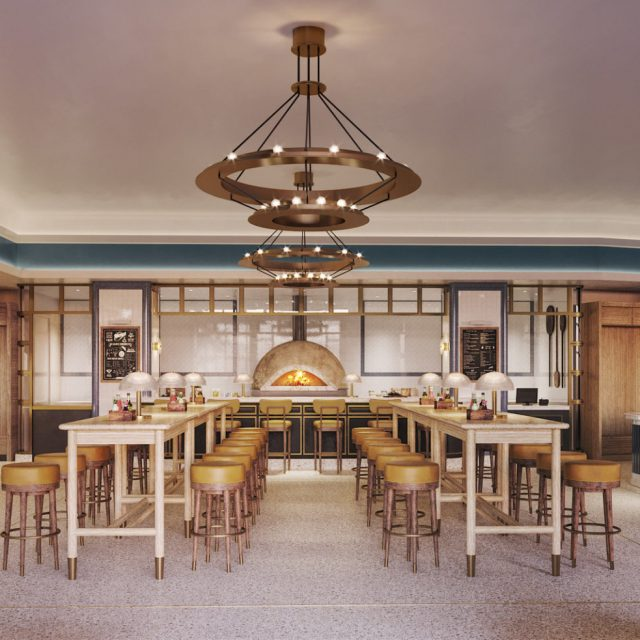 Ahead of summer opening, Waterline Square reveals first look at Italian food hall