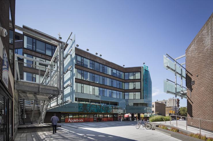 David Adjaye to help design Bed Stuy's Restoration Plaza revamp