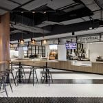 District Kitchen, Harborside Tower, Jersey City