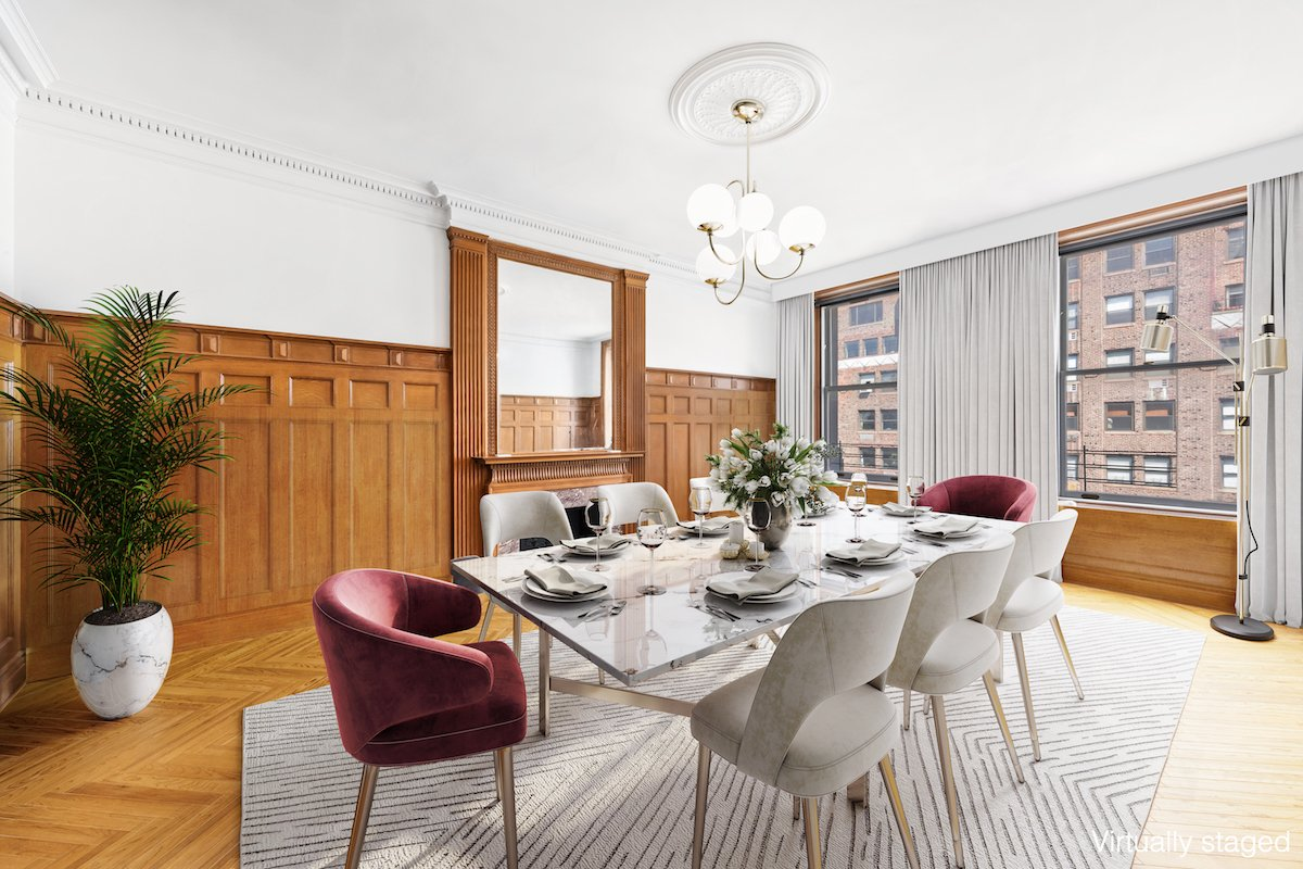 the apthorp, 390 west end avenue, jennifer hudson, celebrity real estate, cool listings, upper west side