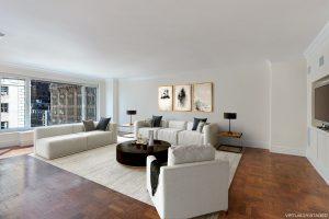 200 Central Park South, recent sales, Doris Roberts, celebrities