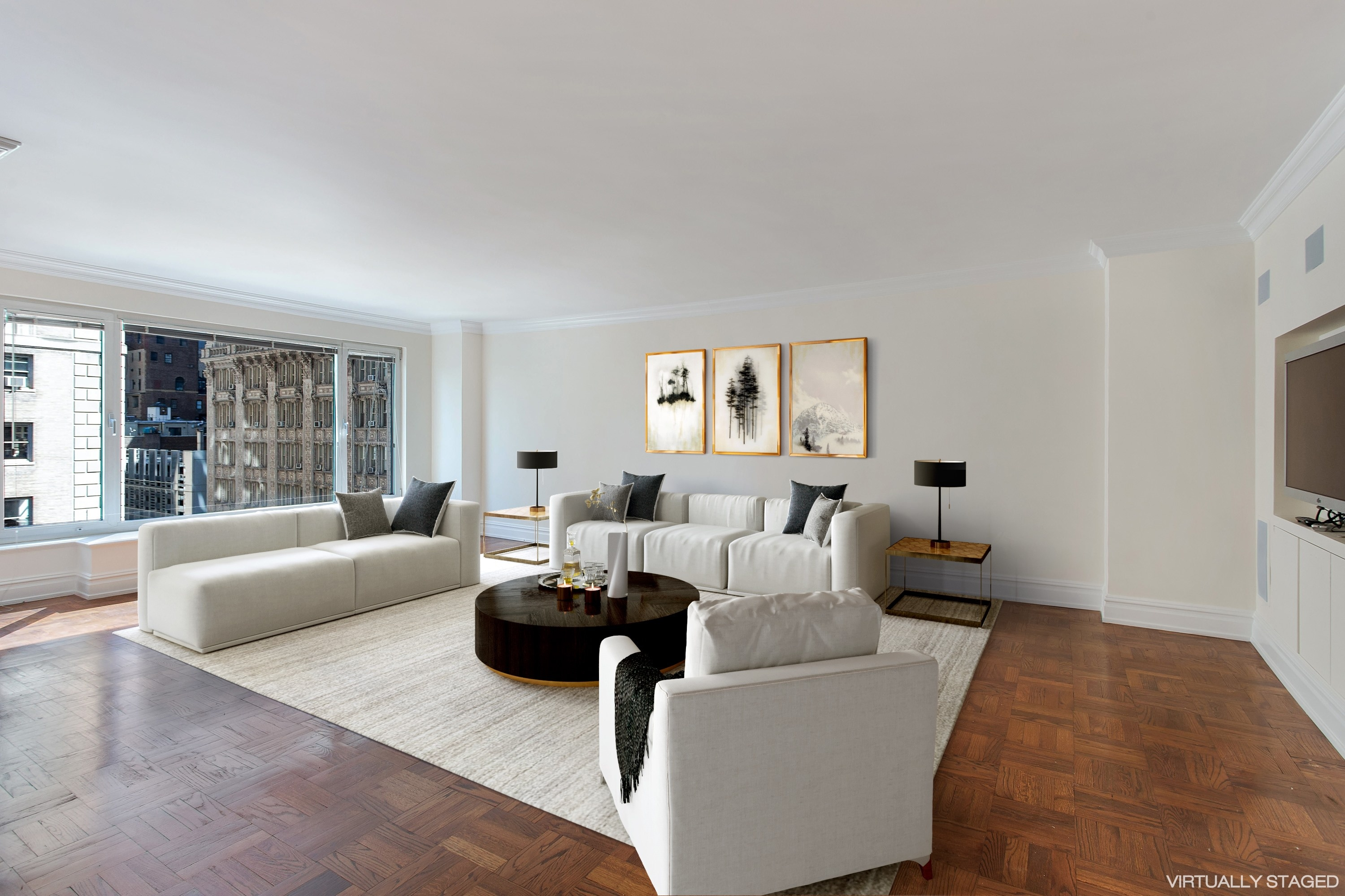 200 Central Park South, recent sales, Doris Roberts, celebrities