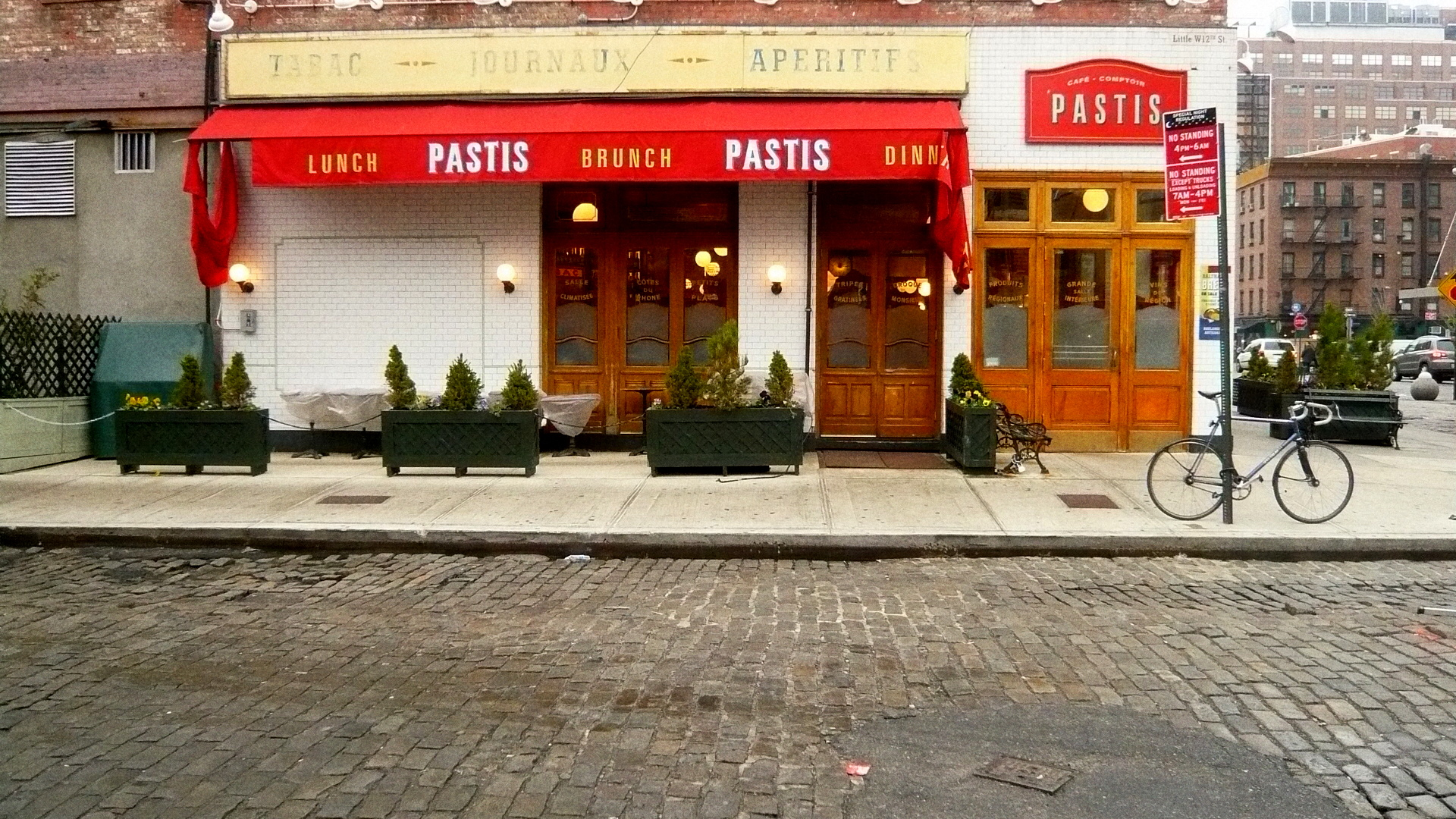 Legendary French Bistro Pastis Will Reopen In The West