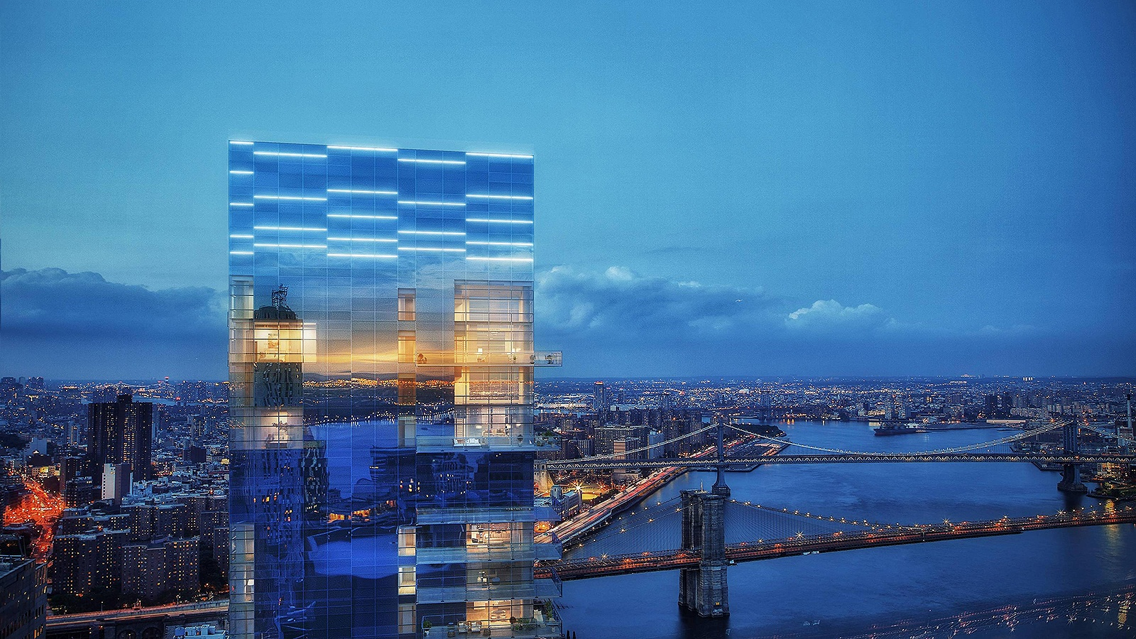 161 Maiden Lane, Seaport Residences, 1 Seaport
