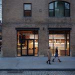 Dean & Deluca STAGE, Büro Ole Scheeren, fast casual NYC, 29 9th Avenue