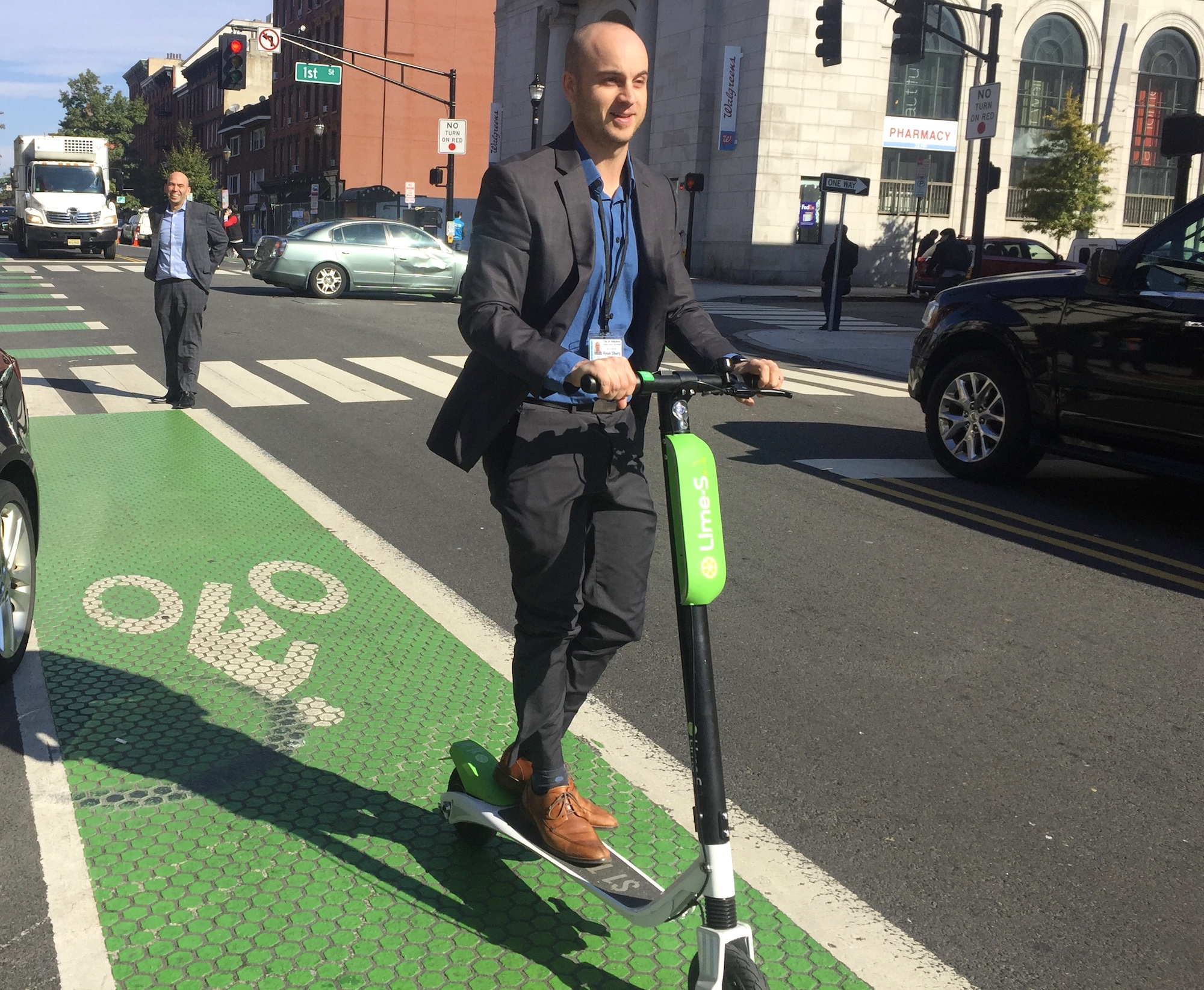 Hoboken to become first city in NJ to launch electric