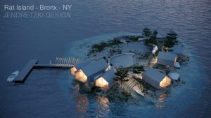 Jendretzki Architects, Pablo Jendretzki, Rat Island