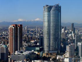 Roppongi Hills, Tokyo, Kohn Pedersen Fox