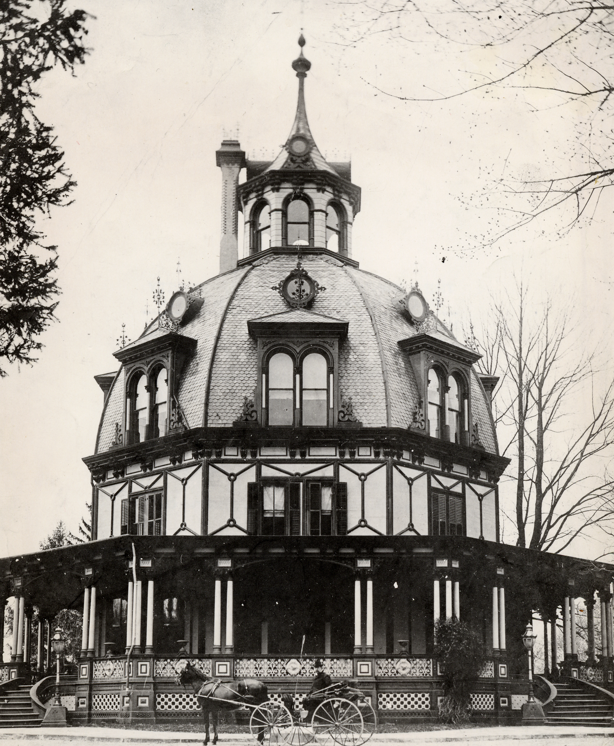 Armour-Stiner House, Octagon House
