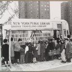 NYPL, bookmobile