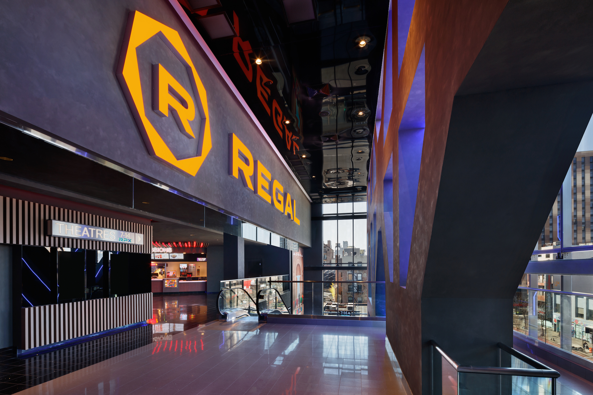14-screen Regal theater opens at Essex Crossing on the Lower