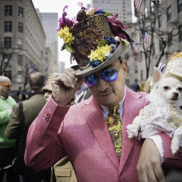 As the Easter Parade hits Midtown this weekend, here's how subways will be running