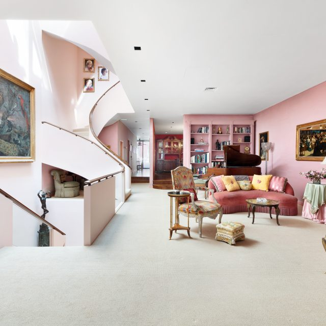 Upper East Side carriage house once owned by John D. Rockefeller Jr. seeks $19M