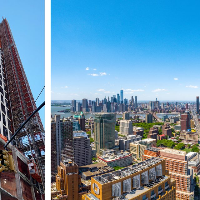 Extell's 720-foot Brooklyn Point tops out, becomes tallest tower in borough