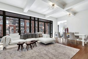 160 West 12th Street, Greenwich Village, David Cone