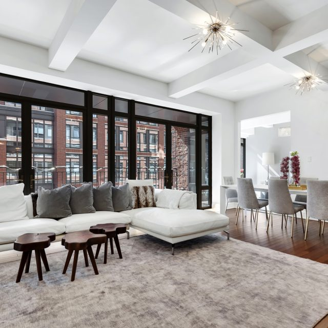 Yankees legend David Cone relists Greenwich Village apartment for a reduced $9.9M