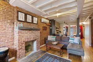 151 willoughby avenue, clinton hill, townhouses, cool listings, outdoor spaces