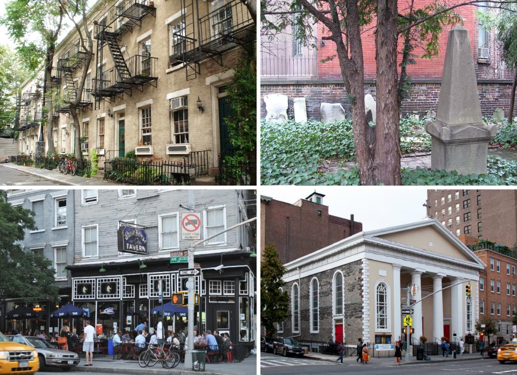 11 landmarks of immigration in Greenwich Village