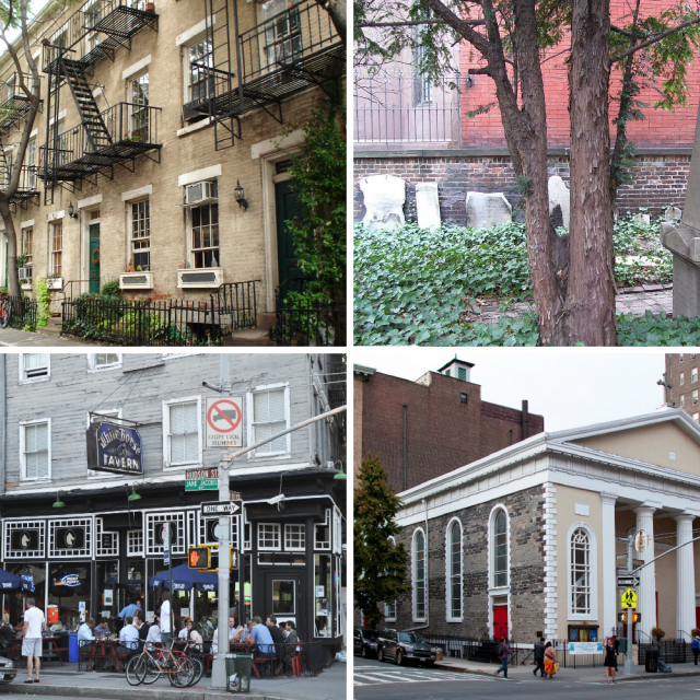 11 landmarks of immigration in Greenwich Village