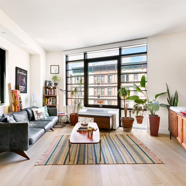 Behold views and shoes for days at this $875K Clinton Hill condo