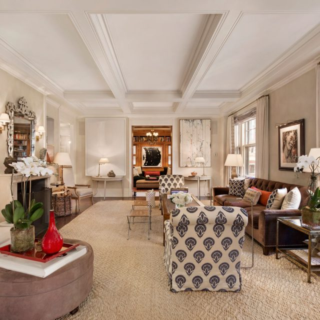 Rumored one-time Upper East Side home of Barbara Walters lists for $10.4M