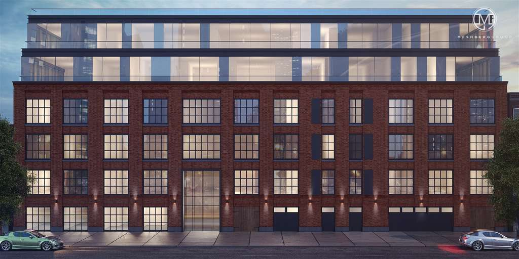 16 affordable units now available in new Greenpoint building on McCarren Park, rents from $1,114/month