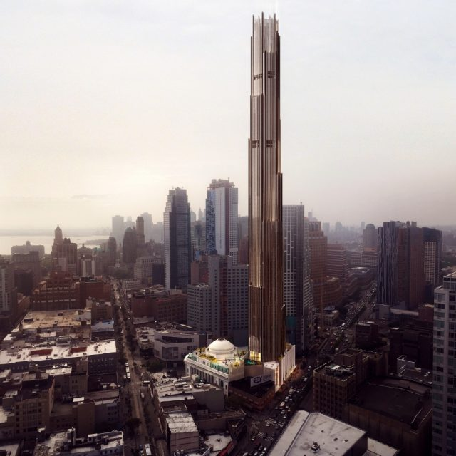 With loan secured, Brooklyn's tallest skyscraper is finally ready to rise