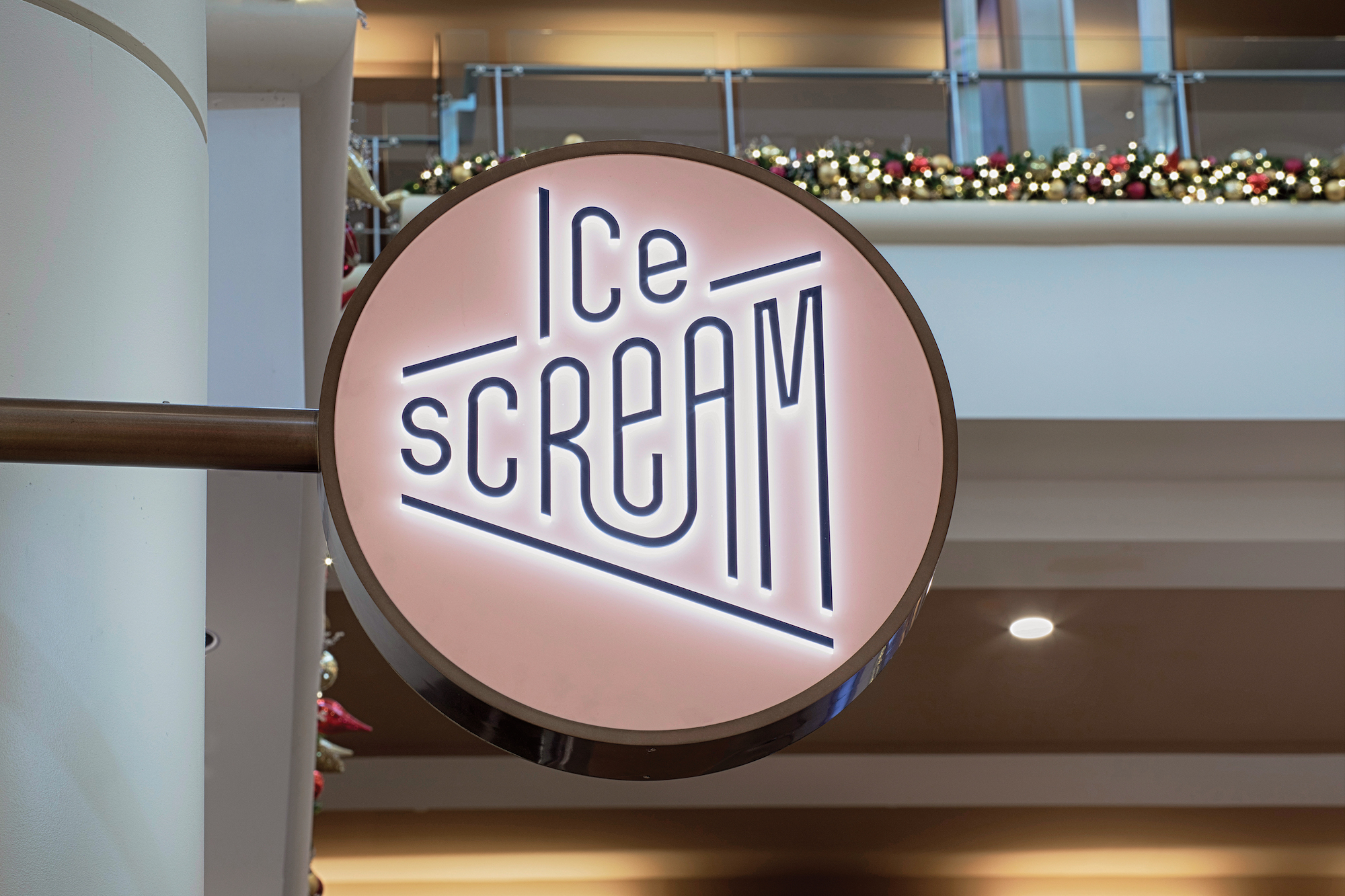 Ice Scream, Asthetíque, Bronx Ice Cream