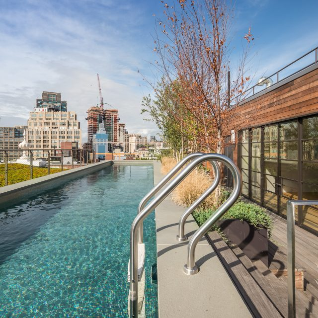 Soho loft with a 40-foot rooftop lap pool can be yours for $75,000 a month
