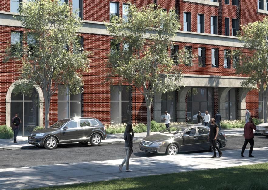 Linden Court, Bushwick rezoning, NYC Planning