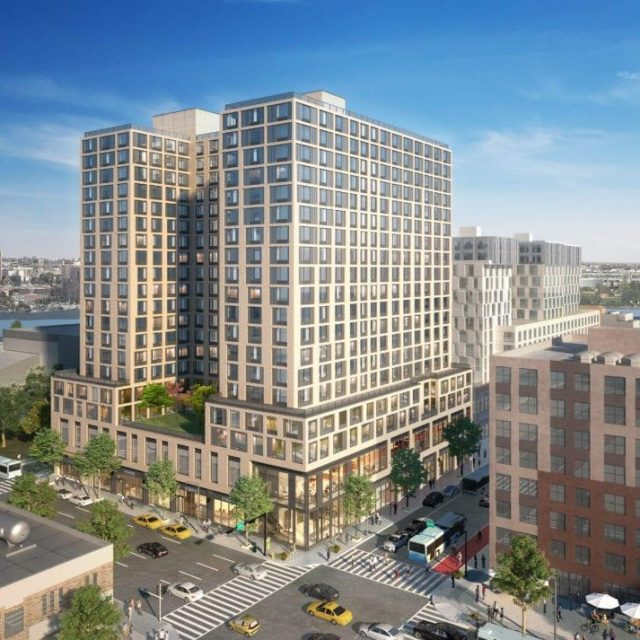 New 125th Street project will bring 300 affordable apartments to East Harlem
