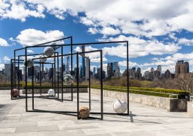 Spring art guide, The Roof Garden Commission: Alicja Kwade, ParaPivot, the met, Alicja Kwade