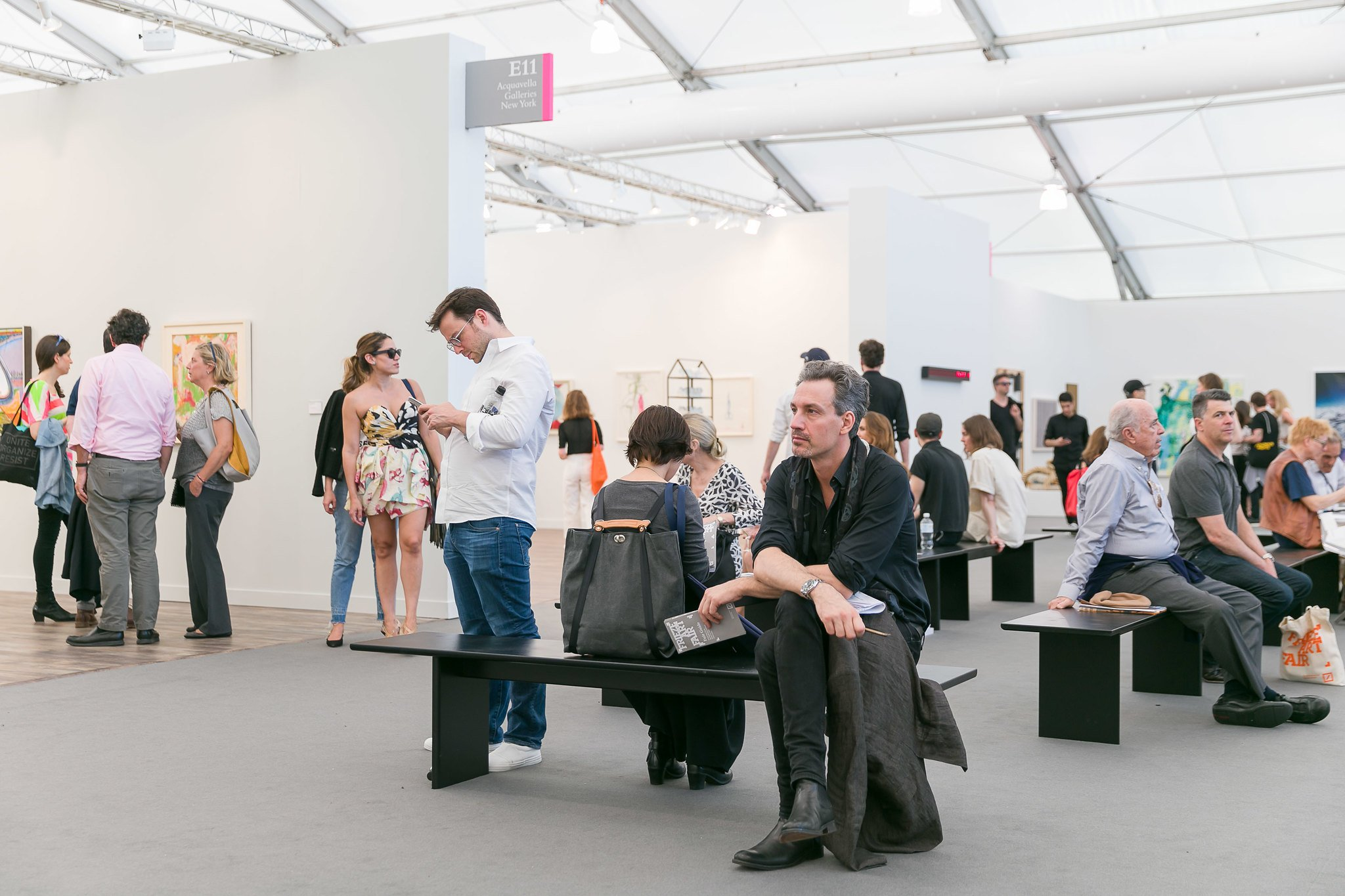Frieze, spring art guide