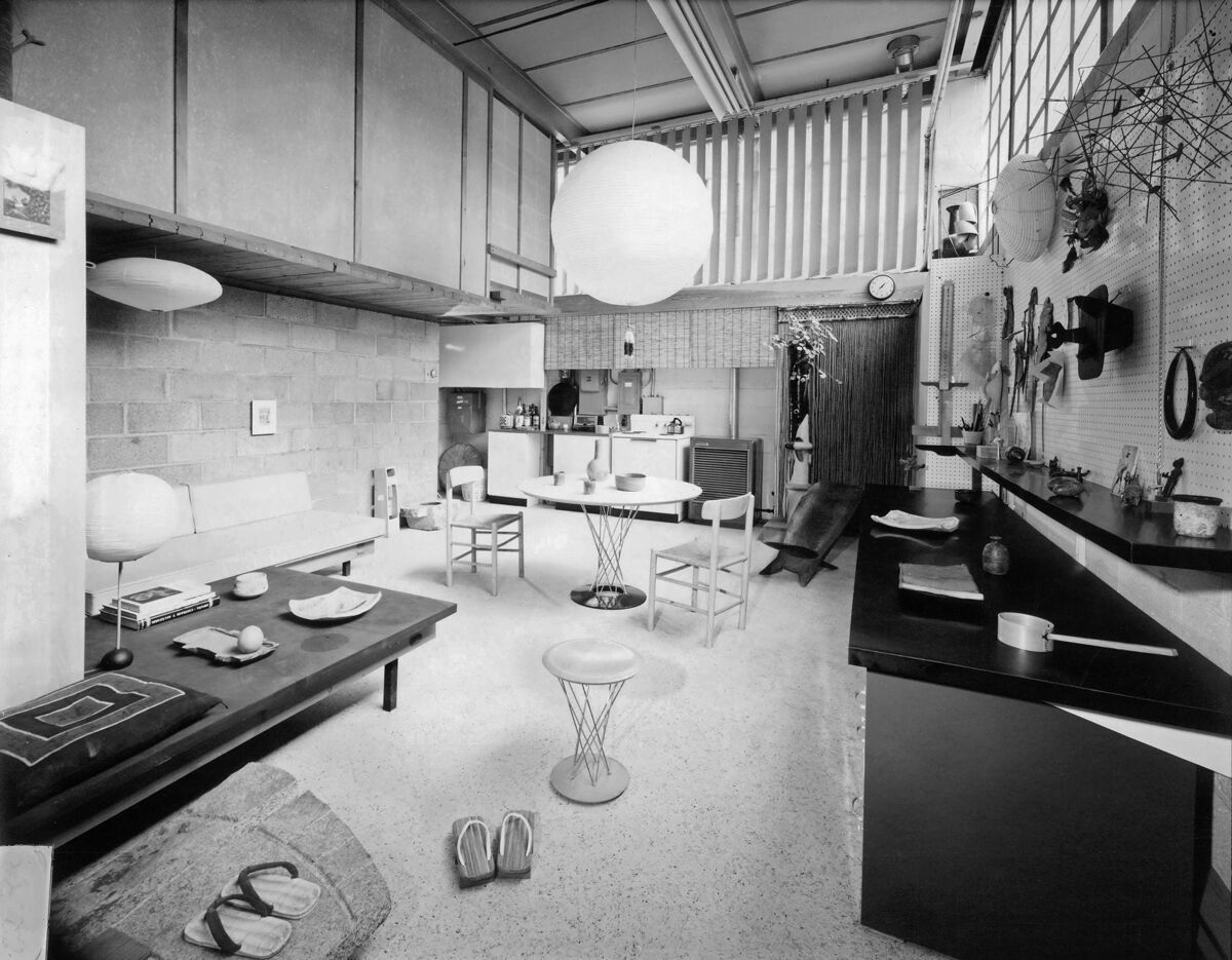 isamu noguchi, noguchi museum, nyc museums
