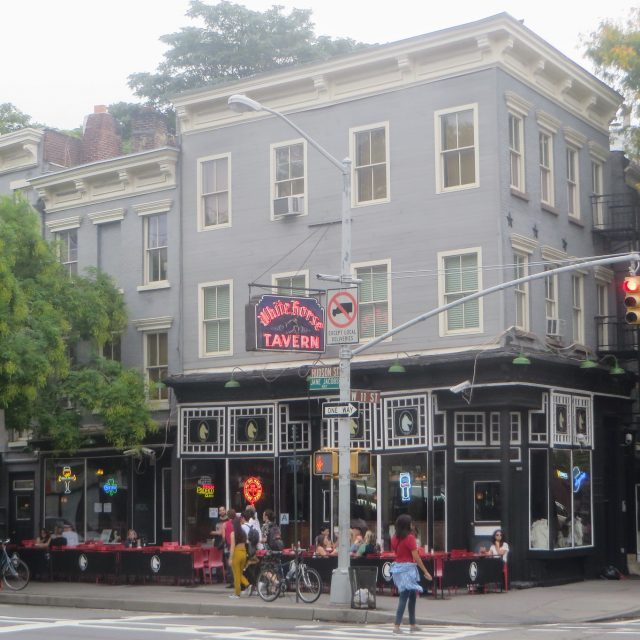 White Horse Tavern temporarily loses liquor license over social distancing violations